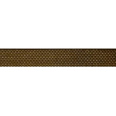 Galon Métal Simple 12mm + adhésif 1911 IDF - Antique 107