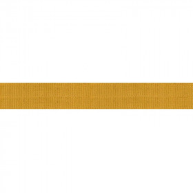 Galon Simple 12mm Collection 19 IDF - Jaune 209 - Passementerie