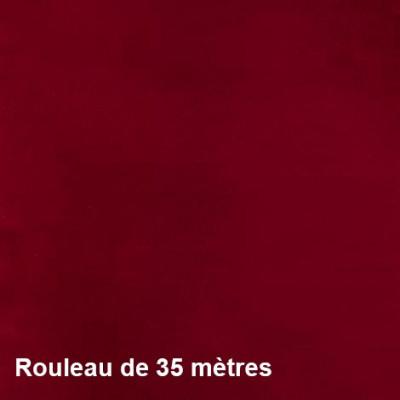 Tissu Velaos Non Feu M1 430g/m² Rouge, le rouleau de 35m