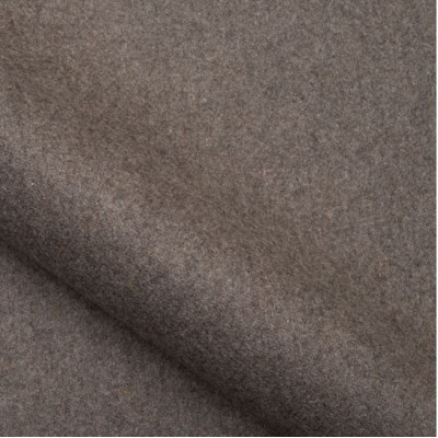 Tissu Nobilis Collection Mont Blanc Non feu - Etain - 150 cm