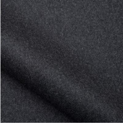 Tissu Nobilis Collection Mont Blanc Non feu - Charbon - 150 cm