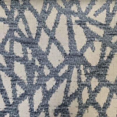Tissus Froca - Gabanna 36 Bleu/Beige