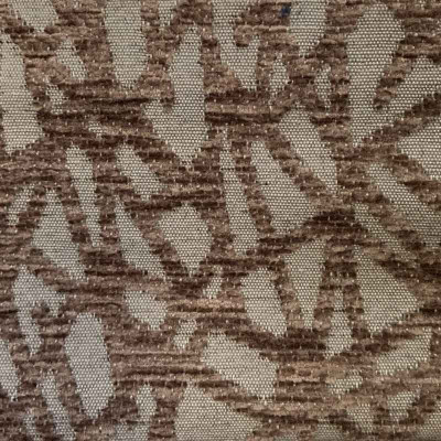 Tissus Froca - Gabanna 42 Taupe/Taupe