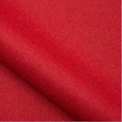 Tissu Nobilis Collection Mont Blanc Non feu - Coquelicot - 150 cm