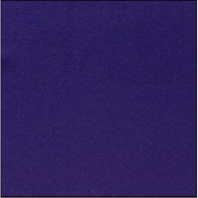 Tissu Nobilis Collection Mont Blanc Non feu - Myrtille - 150 cm