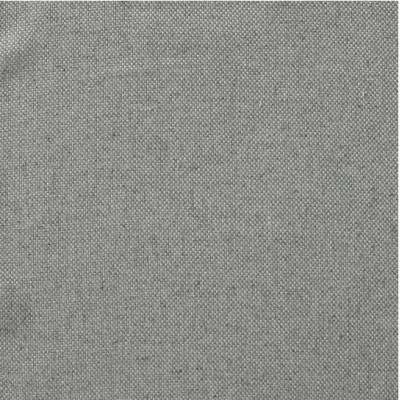 Tissu Nobilis Collection Natté Panama - Gris souris - 138 cm