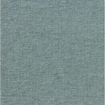 Tissu Nobilis Collaction Clark - Turquoise - 140 cm