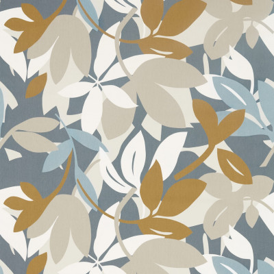Tissu Scion Collection Nuevo - Baja Cinnamon/Slate/Charcoal - 139 cm