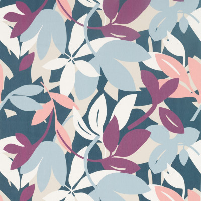 Tissu Scion Collection Nuevo - Baja Grape/Blush/Indigo - 139 cm