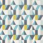Tissu Scion Collection Nuevo - Nuevo Marine/Kiwi/Midnight - 139 cm