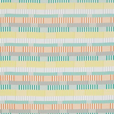 Tissu Scion Collection Nuevo - Cerro Forest/Paprika/Lime - 140 cm