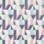 Tissu Scion Collection Nuevo - Nuevo Grape/Blush/Indigo - 139 cm