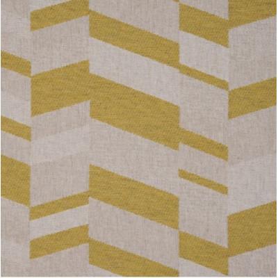 Tissu Nobilis Collection Rif Non Feu - Jaune d'or - 136 cm