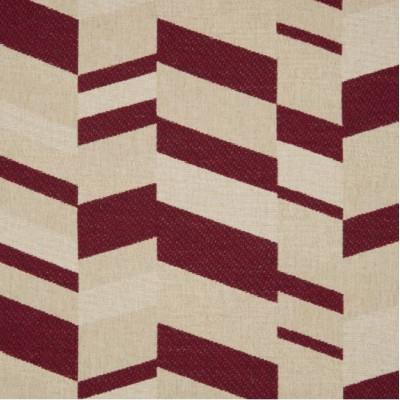 Tissu Nobilis Collection Rif Non Feu - Bordeaux - 136 cm