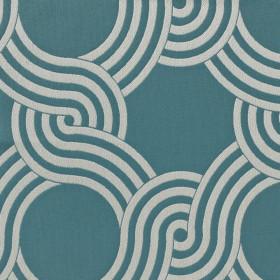 Tissu Nobilis Collection Sunrise Copacabana - Beige - 140 cm