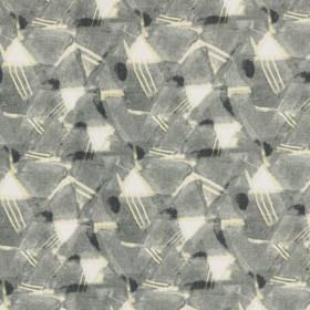 Tissu Nobilis Collection Botanica Capri - Gris ombre - 287 cm