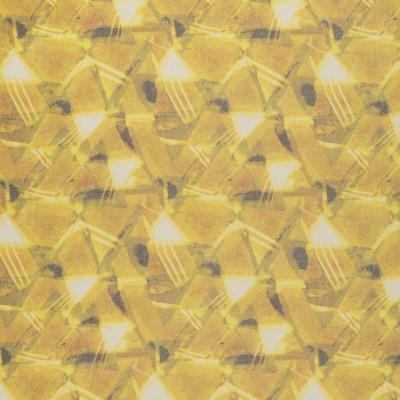 Tissu Nobilis Collection Botanica Capri - Jaune soufre - 287 cm