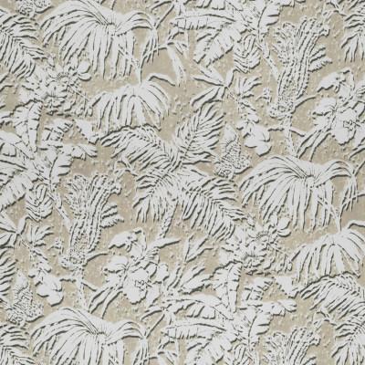Tissu Nobilis Collection Botanica Barbades - Beige puce - 137 cm
