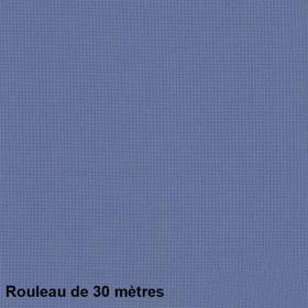 Voilage Polyester Etamine Naval, Rouleau de 30m - Tissus ameublement