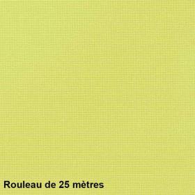 Tissu Collège Non Feu M1 Anis 140 cm, le rouleau de 25 mètres - Tissus ameublement