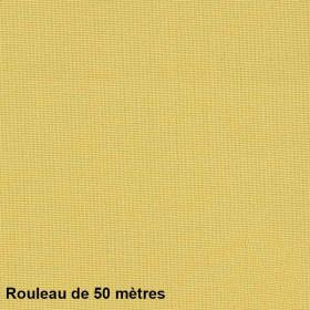 Tissu Collège Non Feu M1 Poussin 140 cm, le rouleau de 50 mètres - Tissus ameublement