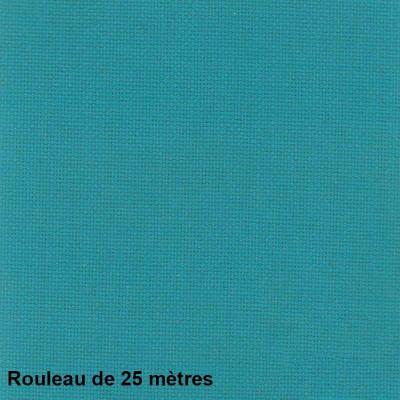 Tissu Collège Non Feu M1 Lagon 280 cm, le rouleau de 25 mètres