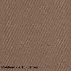Tissu Bora Non Feu M1 Brun, le rouleau de 15 mètres - Tissus ameublement