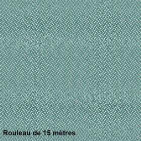 Tissu Riko Non Feu M1 420g/m² Lagon, le rouleau de 15m