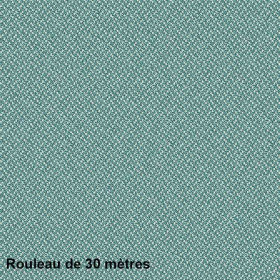 Tissu Riko Non Feu M1 420g/m² Lagon, le rouleau de 30m