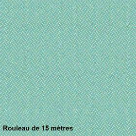 Tissu Riko Non Feu M1 420g/m² Jade, le rouleau de 15m