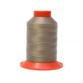 Fusette de fil Taupe SERAFIL N°20 - 600 ml - 1228 - Mercerie