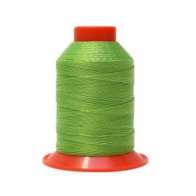 Fusette de fil Vert SERAFIL N°20 - 600 ml - 92 - Mercerie