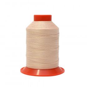 Fusette de fil Beige SERAFIL N°20 - 600 ml - 97 - Mercerie