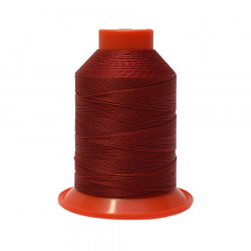 Fusette de fil Rouge SERAFIL N°20 - 600 ml - 105 - Mercerie