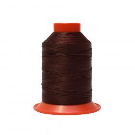 Fusette de fil Rouge Vin SERAFIL N°20 - 600 ml - 166 - Mercerie