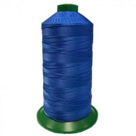 Bobine de fil ONYX N°20 (51) Bleu 2198 - 2000 ml - Mercerie