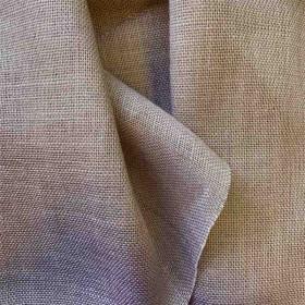 Toile de jute Gris Clair le mètre - Fournitures tapissier
