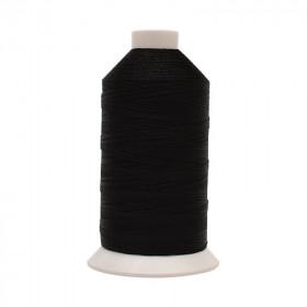 Bobine de fil Noir SERABOND N°30 - 2300ml - 7020U - Mercerie