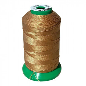 Fusette fil ONYX N°40 - 400 ml - Beige orangé 291 - Mercerie