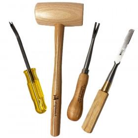 Kit outils pour dégarnir bis - Outils tapissier
