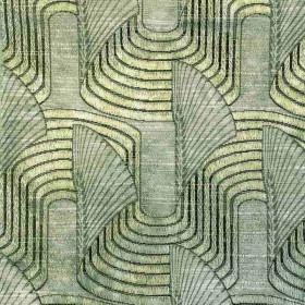Tissu Casal - Collection Lalique - Tilleul - 140 cm - Tissus ameublement