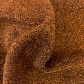 Tissu Casal - Collection Curly- Renard- 138 cm - Tissus ameublement