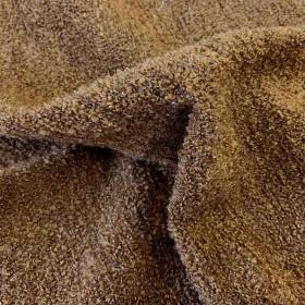 Tissu Casal - Collection Curly- Caramel- 138 cm - Tissus ameublement