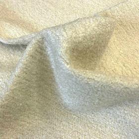 Tissu Casal - Collection Curly- Ivoire- 138 cm - Tissus ameublement