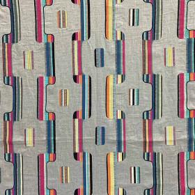 Tissu Casal - Collection Mumbai - Multicolore- 140 cm