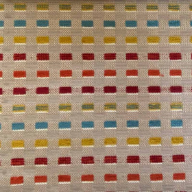 Tissu Casal - Collection Sangria - Multicolore - 140 cm