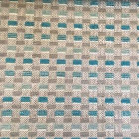 Tissu Casal - Collection Sangria - Turquoise - 140 cm