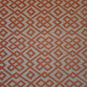 Tissu Casal - Collection Chalco - Mandarine - 143 cm