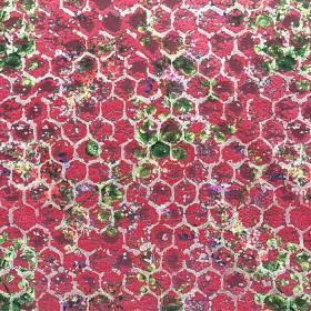 Tissu Casal - Collection Passion - Rose- 138 cm