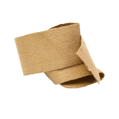 Sangle jute CS 817 90 mm, le mètre - Fournitures tapissier